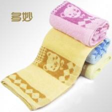 【6306-2-摸摸熊毛巾】 纯棉毛巾批发 地摊跑江湖必备