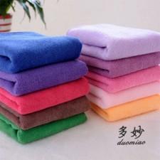 【8236-涤锦35*75】超强吸水款 超细纤维毛巾