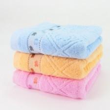 【6339-2-小苹果32股毛巾】 提花纯棉家用毛巾