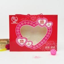 【4354-喜婚双条盒】双条包装盒 毛巾纸盒包装