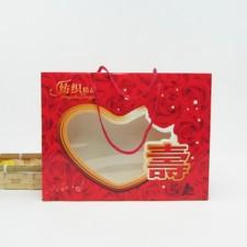 【4360-寿字双条盒】双条包装盒 毛巾纸盒包装