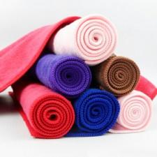 【8231-涤锦25*25】超细纤维方巾 超强吸水清洁方巾