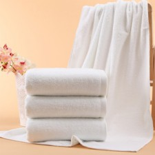 【B21-300克、350克、400克、500克】白浴巾 酒店洗浴