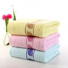 【6505-草莓浴巾】成人大浴巾 跑江湖地摊专卖 礼品赠品