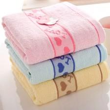 【6507-LOVE爱心浴巾】成人大浴巾 跑江湖地摊专卖 礼品赠品