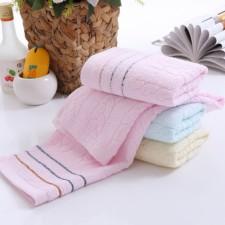 【6389-2-好麻花毛巾】棉 超柔面巾 礼品毛巾