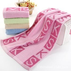 【6306-9 SK毛巾】80克 纯棉毛巾福利 促销批发