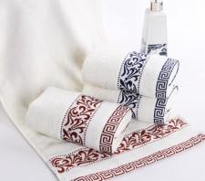 【6432-青花瓷弱捻毛巾】超厚超柔 高档大气 礼品毛巾