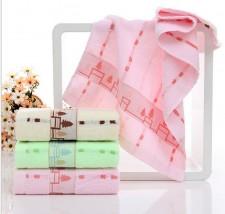 【6481-松树竹纤维澡巾】纯棉竹纤维 40*85大毛巾澡巾