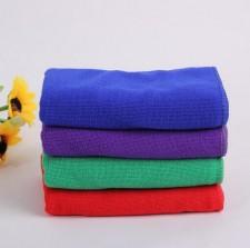 【8184-超细纤维30*60】厂家直销 超细纤维30x60 保洁 擦车专用巾