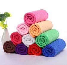 【8186-超细纤维35*75】厂家直销 超细纤维毛巾 理发店专用美发毛巾纯涤加厚毛巾