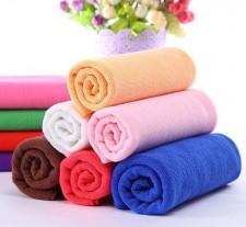 【8185-超细纤维30*70】厂家直销超细纤维毛巾吸水洗车擦车毛巾 居家日用淘宝赠品毛巾