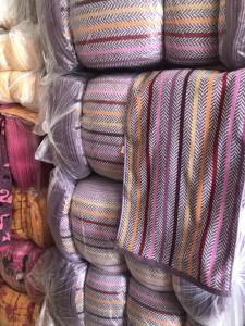 kc9042403---库存提花色织毛巾7000条现货